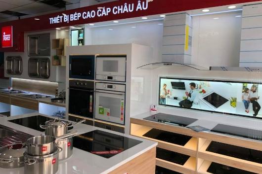 Địa chỉ bán thiết bị nhà bếp uy tín tại Hà Nội