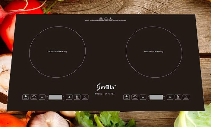 Bếp từ Sevilla nhập khẩu chính hãng giá tốt
