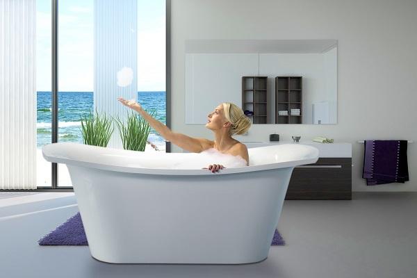 Bồn tắm nằm Govern nhập khẩu chính hãng