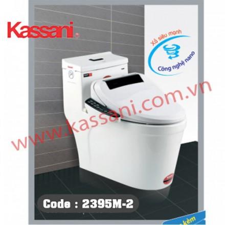 Bồn cầu KASSANI 2395M-2