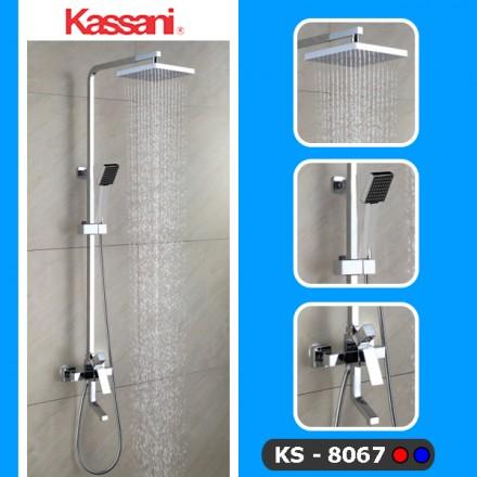 BỘ SEN TẮM KASSANI KS-8067